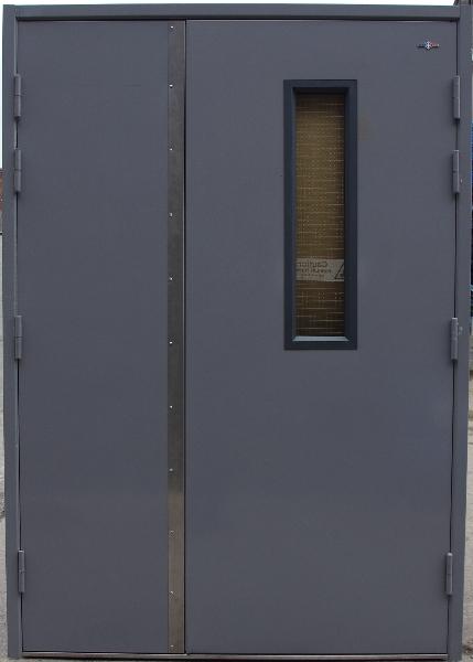Steel doorse fire rated steel doors for Fire rated doors