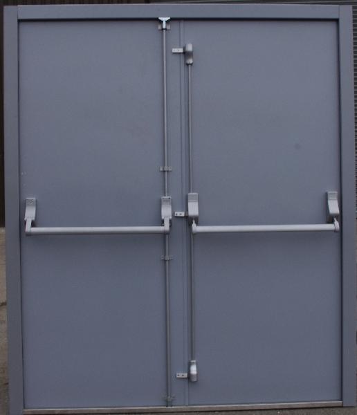 Fire Door Security Bars