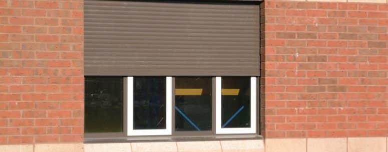 Garage Doors Roller Shutter Fire Shutter Shutter Parts